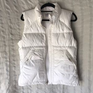 DuPont Downlining Adidas cold weather vest Sz L